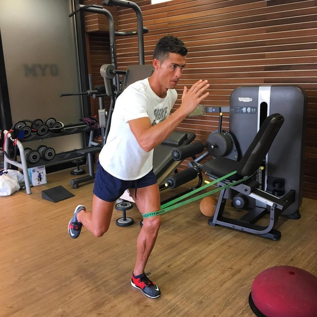 EncoreSky blog work ethic example Ronaldo