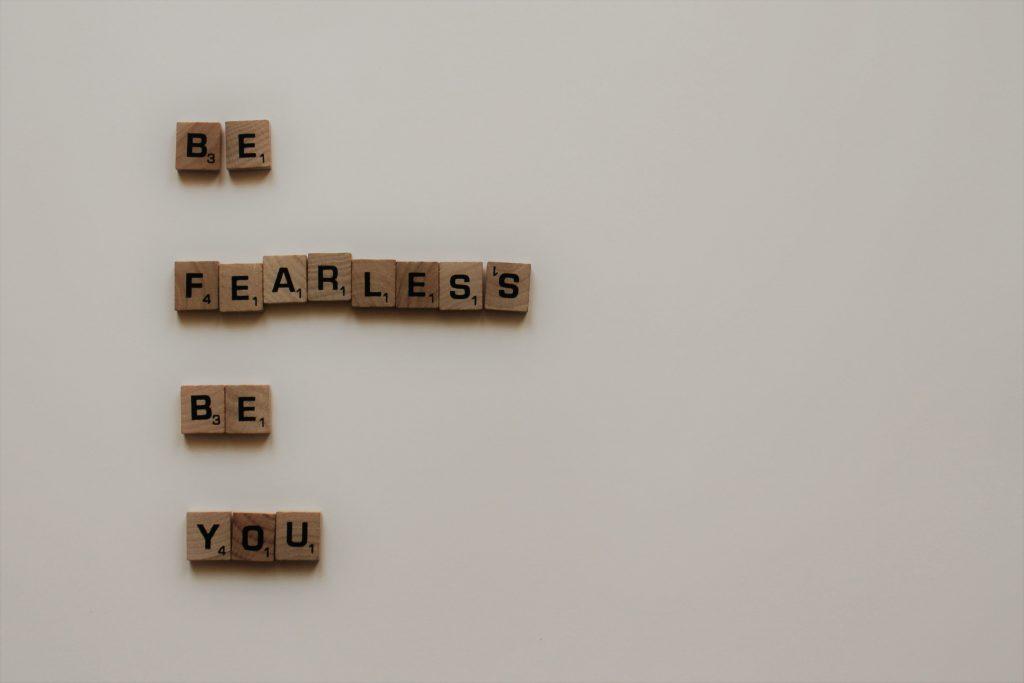 Victory beyond Fear, Fear, Fearless, Lloyd jones, encoresky